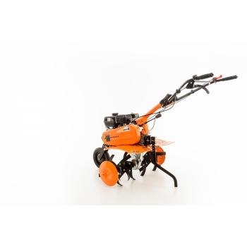 Motosapa Ruris DAC 6500K + roti de cauciuc, benzina, putere 6.5 Cp, latime de lucru 56-83 cm, pornire la sfoara, 2 viteze inainte + 1 inapoi #4