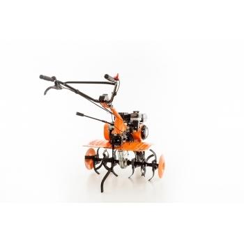 Motosapa Ruris DAC 7000K + roti cauciuc + rarita, benzina, putere 7 CP, latime de lucru 56-83 cm, pornire la sfoara, 2 viteze inainte + 1 inapoi #8