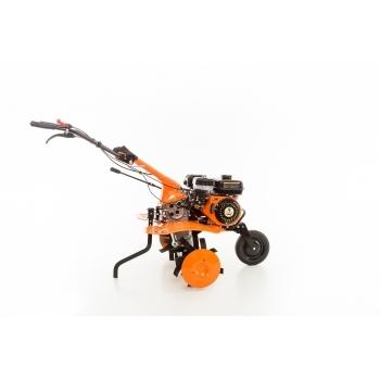 Motosapa Ruris DAC 7000K + roti cauciuc + rarita, benzina, putere 7 CP, latime de lucru 56-83 cm, pornire la sfoara, 2 viteze inainte + 1 inapoi #10