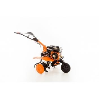 Motosapa Ruris DAC 7000K + roti cauciuc + rarita, benzina, putere 7 CP, latime de lucru 56-83 cm, pornire la sfoara, 2 viteze inainte + 1 inapoi #12