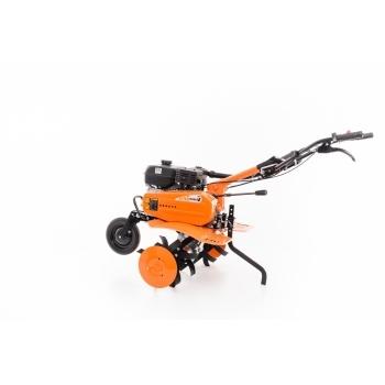 Motosapa DAC 7009ACC1+roti cauciuc+rarita+ roti metalice 300,  fara manicot, 7 CP, latime de lucru 56-83 cm, Ruris #3