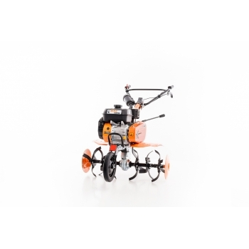 Motosapa DAC 7009ACC1+roti cauciuc+rarita+ roti metalice 300,  fara manicot, 7 CP, latime de lucru 56-83 cm, Ruris #13