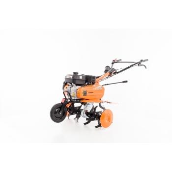 Motosapa DAC 7009ACC1+roti cauciuc+rarita+ roti metalice 300,  fara manicot, 7 CP, latime de lucru 56-83 cm, Ruris #14