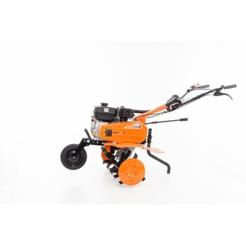Motosapa DAC 7009ACC1+roti cauciuc+rarita+ roti metalice 300,  fara manicot, 7 CP, latime de lucru 56-83 cm, Ruris #15