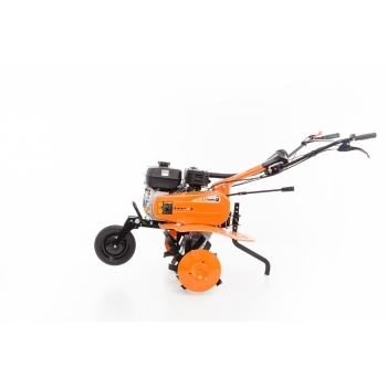 Motosapa DAC 7009ACC1+roti cauciuc+rarita+ roti metalice 300,  fara manicot, 7 CP, latime de lucru 56-83 cm, Ruris #16