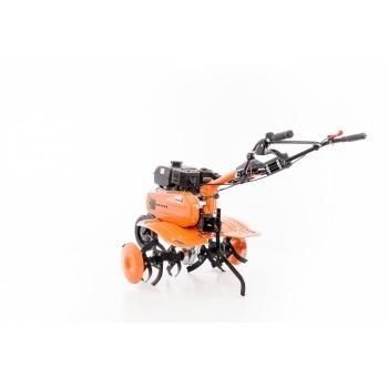 Motosapa DAC 7009ACC1+roti cauciuc+rarita+ roti metalice 300,  fara manicot, 7 CP, latime de lucru 56-83 cm, Ruris #4