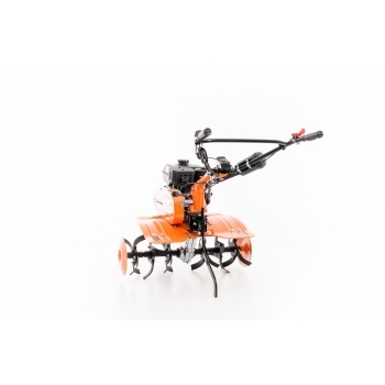 Motosapa DAC 7009ACC1+roti cauciuc+rarita+ roti metalice 300,  fara manicot, 7 CP, latime de lucru 56-83 cm, Ruris #5
