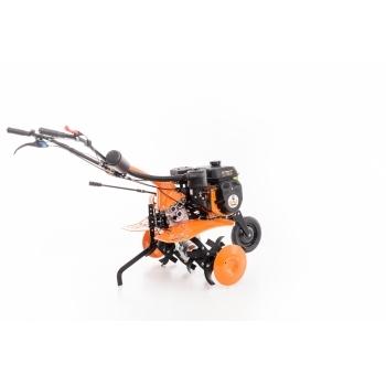 Motosapa DAC 7009ACC1+roti cauciuc+rarita+ roti metalice 300,  fara manicot, 7 CP, latime de lucru 56-83 cm, Ruris #8