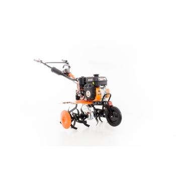 Motosapa DAC 7009ACC1+roti cauciuc+rarita+ roti metalice 300,  fara manicot, 7 CP, latime de lucru 56-83 cm, Ruris #11