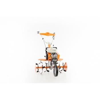 Motosapa Ruris 7088+roti cauciuc+rarita fixa+disp.cartofi, benzina, putere 7 Cp, latime de lucru 56-83 cm, pornire la sfoara, 2 viteze inainte + 1 inapoi #13