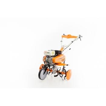 Motosapa Ruris 7088+roti cauciuc+rarita fixa+disp.cartofi, benzina, putere 7 Cp, latime de lucru 56-83 cm, pornire la sfoara, 2 viteze inainte + 1 inapoi #15