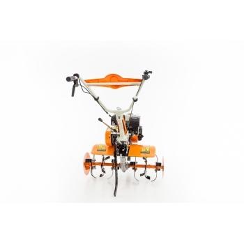 Motosapa Ruris 7088+roti cauciuc+rarita fixa+disp.cartofi, benzina, putere 7 Cp, latime de lucru 56-83 cm, pornire la sfoara, 2 viteze inainte + 1 inapoi #6