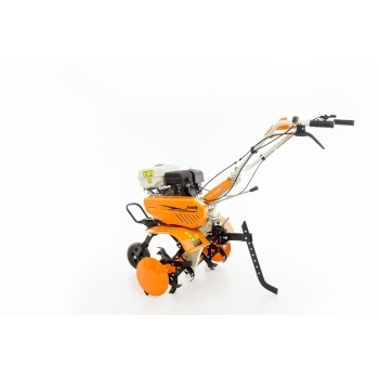 Motosapa Ruris 7099+roti cauciuc+rarita+plug+adaptor, 7 CP, latime de lucru 56-83 cm, Ruris #8