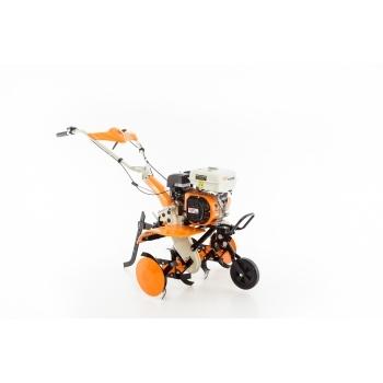 Motosapa Ruris 7099+roti cauciuc+rarita+plug+adaptor, 7 CP, latime de lucru 56-83 cm, Ruris #17