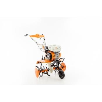 Motosapa Ruris 7099+roti cauciuc+rarita+plug+adaptor, 7 CP, latime de lucru 56-83 cm, Ruris #18