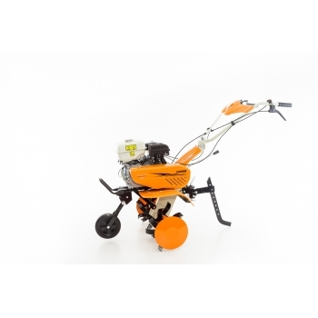 Motosapa Ruris 7099+roti cauciuc+rarita+plug+adaptor, 7 CP, latime de lucru 56-83 cm, Ruris #23
