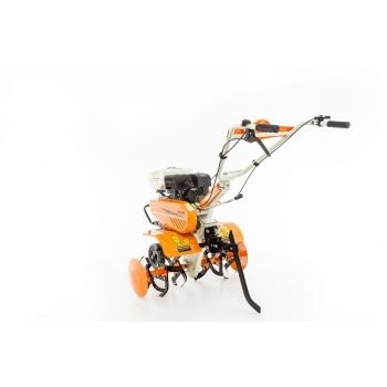 Motosapa Ruris 7099+roti cauciuc+rarita+plug+adaptor, 7 CP, latime de lucru 56-83 cm, Ruris #9