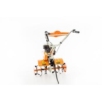 Motosapa Ruris 7099+roti cauciuc+rarita+plug+adaptor, 7 CP, latime de lucru 56-83 cm, Ruris #10
