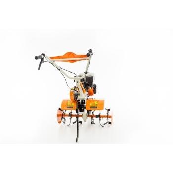 Motosapa Ruris 7099+roti cauciuc+rarita+plug+adaptor, 7 CP, latime de lucru 56-83 cm, Ruris #11