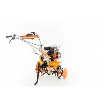 Motosapa Ruris 7099+roti cauciuc+rarita+plug+adaptor, 7 CP, latime de lucru 56-83 cm, Ruris #12