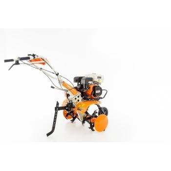 Motosapa Ruris 7099+roti cauciuc+rarita+plug+adaptor, 7 CP, latime de lucru 56-83 cm, Ruris #13