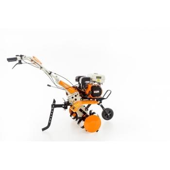 Motosapa Ruris 7099+roti cauciuc+rarita+plug+adaptor, 7 CP, latime de lucru 56-83 cm, Ruris #14