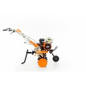 Motosapa Ruris 7099+roti cauciuc+rarita+plug+adaptor, 7 CP, latime de lucru 56-83 cm, Ruris #15