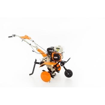 Motosapa Ruris 7099+roti cauciuc+rarita+plug+adaptor, 7 CP, latime de lucru 56-83 cm, Ruris #16