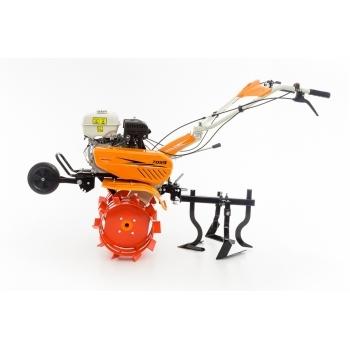 Motosapa Ruris 7099+roti cauciuc+rarita+plug+adaptor, 7 CP, latime de lucru 56-83 cm, Ruris #4