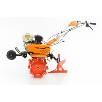 Motosapa Ruris 7099+roti cauciuc+rarita+plug+adaptor, 7 CP, latime de lucru 56-83 cm, Ruris #5