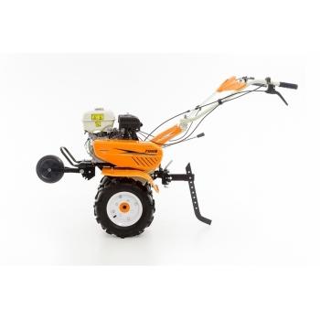 Motosapa Ruris 7099+roti cauciuc+rarita+plug+adaptor, 7 CP, latime de lucru 56-83 cm, Ruris #6