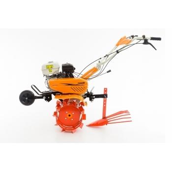 Motosapa Ruris 7099+roti cauciuc+rarita+plug+adaptor, 7 CP, latime de lucru 56-83 cm, Ruris #2