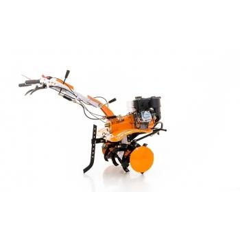 Motosapa Ruris 731 ACC +roti cauciuc+rarita fixa+plug+adaptor+disp.scos cartofi+roti metalice fara manicot + cultivator, benzina, putere 7.5 Cp, latime de lucru 56-83 cm, pornire la sfoara, 2 viteze inainte + 1 inapoi #14
