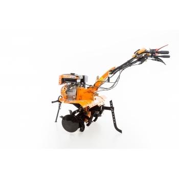 Motosapa Ruris 751 KS+roti cauciuc+rarita+plug reveribil Rev1+roti metalice 400 fara manicot, 8.5 CP, latime de lucru 64-90 cm, Ruris #3