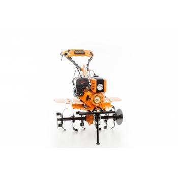 Motosapa Ruris 751 KS+roti cauciuc+rarita+plug reveribil Rev1+roti metalice 400 fara manicot, 8.5 CP, latime de lucru 64-90 cm, Ruris #13