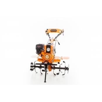Motosapa Ruris 751 KS+roti cauciuc+rarita+plug reveribil Rev1+roti metalice 400 fara manicot, 8.5 CP, latime de lucru 64-90 cm, Ruris #14
