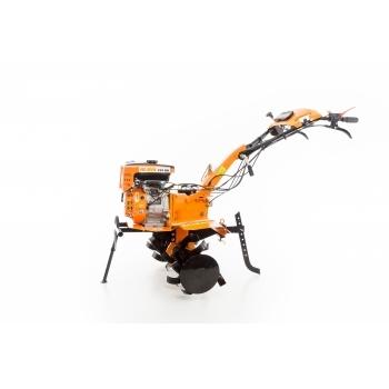 Motosapa Ruris 751 KS+roti cauciuc+rarita+plug reveribil Rev1+roti metalice 400 fara manicot, 8.5 CP, latime de lucru 64-90 cm, Ruris #17