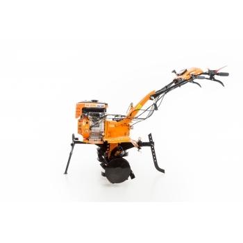 Motosapa Ruris 751 KS+roti cauciuc+rarita+plug reveribil Rev1+roti metalice 400 fara manicot, 8.5 CP, latime de lucru 64-90 cm, Ruris #18