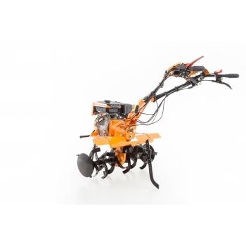 Motosapa Ruris 751 KS+roti cauciuc+rarita+plug reveribil Rev1+roti metalice 400 fara manicot, 8.5 CP, latime de lucru 64-90 cm, Ruris #4