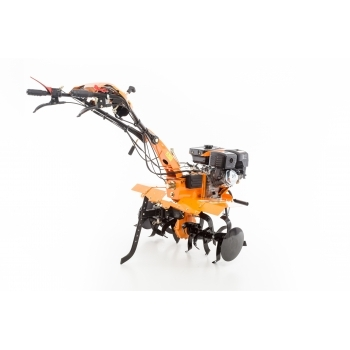 Motosapa Ruris 751 KS+roti cauciuc+rarita+plug reveribil Rev1+roti metalice 400 fara manicot, 8.5 CP, latime de lucru 64-90 cm, Ruris #8