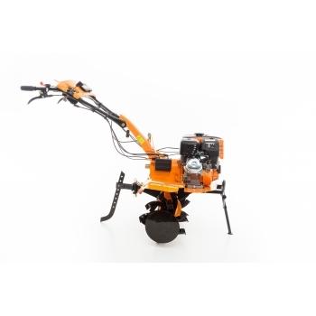 Motosapa Ruris 751 KS+roti cauciuc+rarita+plug reveribil Rev1+roti metalice 400 fara manicot, 8.5 CP, latime de lucru 64-90 cm, Ruris #10