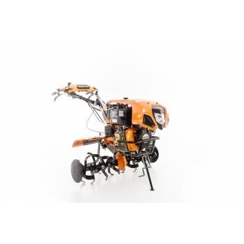 Motocultor Ruris 1001KSD+roti cauciuc+plug reveribil Rev2 + roti metalice 500, motorina, putere 10 Cp, latime de lucru 75-125 cm, pornire automata la cheie, 2 viteze inainte + 1 inapoi #18