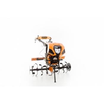 Motocultor Ruris 1001KSD+roti cauciuc+plug reveribil Rev2 + roti metalice 500, motorina, putere 10 Cp, latime de lucru 75-125 cm, pornire automata la cheie, 2 viteze inainte + 1 inapoi #19
