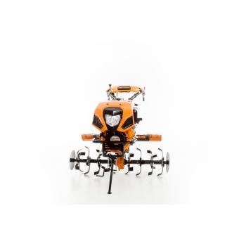 Motocultor Ruris 1001KSD+roti cauciuc+plug reveribil Rev2 + roti metalice 500, motorina, putere 10 Cp, latime de lucru 75-125 cm, pornire automata la cheie, 2 viteze inainte + 1 inapoi #20