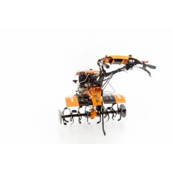 Motocultor Ruris 1001KSD+roti cauciuc+plug reveribil Rev2 + roti metalice 500, motorina, putere 10 Cp, latime de lucru 75-125 cm, pornire automata la cheie, 2 viteze inainte + 1 inapoi #11