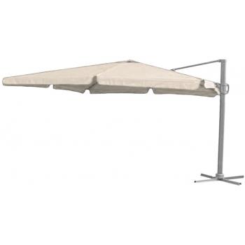 Umbrela de gradina Sol, cadru din aluminiu Ø 3.5 m, Hecht