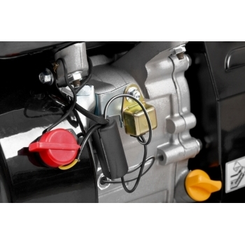 Motosapa Hecht 750, benzina, putere 6.5 CP, latime de lucru 50 cm, pornire la sfoara, 1 viteza inainte + 1 inapoi #6