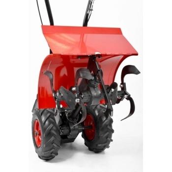 Motosapa Hecht 750, benzina, putere 6.5 CP, latime de lucru 50 cm, pornire la sfoara, 1 viteza inainte + 1 inapoi #3