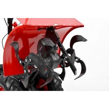 Motosapa Hecht 750, benzina, putere 6.5 CP, latime de lucru 50 cm, pornire la sfoara, 1 viteza inainte + 1 inapoi #4