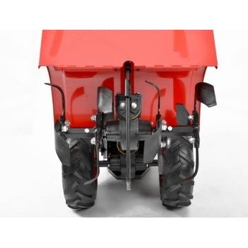 Motosapa Hecht 750, benzina, putere 6.5 CP, latime de lucru 50 cm, pornire la sfoara, 1 viteza inainte + 1 inapoi #14